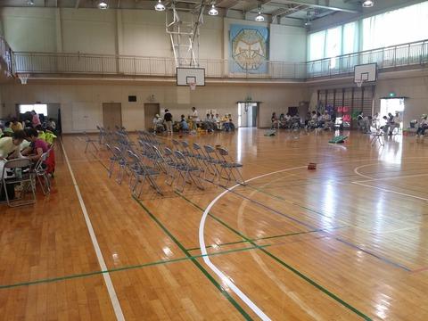町田堺支部老人会「輪投げ大会」に参加してきました!
