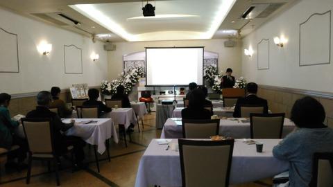 【永田屋】終活なるほど教室「永代供養・お墓の選び方&エンディングノートの活用術」を開催しました【橋本】