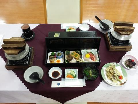 季節の料理お食事会を開催いたしました!