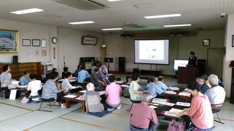 西橋本の地域の皆様に出張教室を開催してきました!
