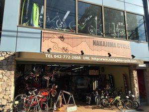 新!提携協力店 Nakajima Cycle様