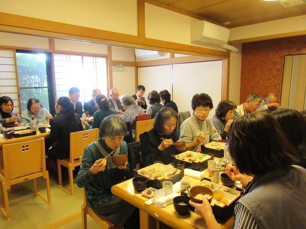 11月9日開催 特別会員様お食事交流会!